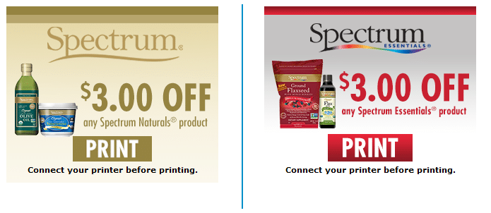 spectrum coupons