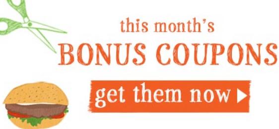 June Whole Foods Bonus Coupons