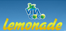 free vita coco lemonade