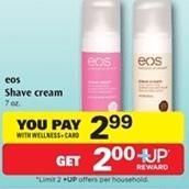 rite aid eos shave