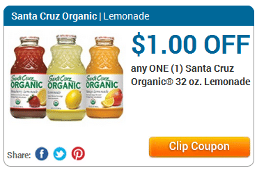 santa cruz lemonade coupon