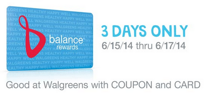 walgreenss balance rewards