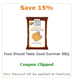 food should taste good amazon coupon