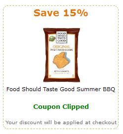 food should taste good amazon coupon