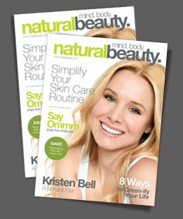 free natural beauty magazine