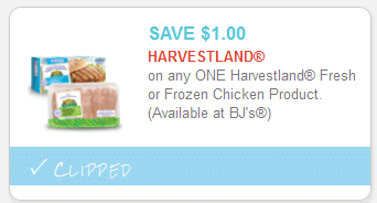 harvestland coupon