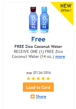 kroger free coconut water