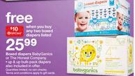 organic deals target 727