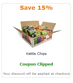 amazon kettle chips coupon