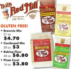 big lots bobs red mill sale