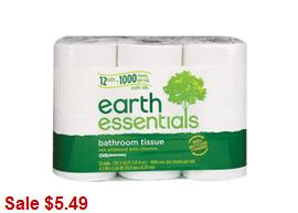 cvs chlorine free toilet paper sale