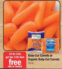 earthbound farm carrots meijer