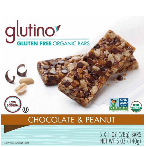 glutino bars