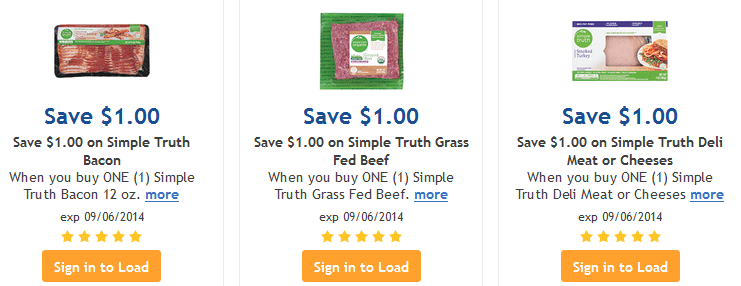 kroger simple truth coupons