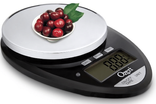 ozeri cooking scale