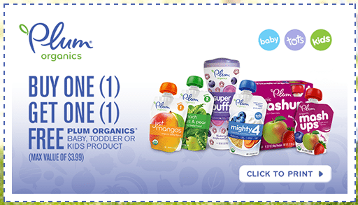 plum organics bogo coupon