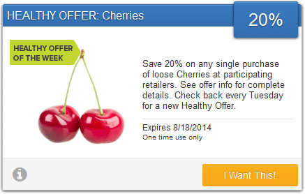 savingstar cherries