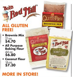 big lots bobs red mill gluten free sale