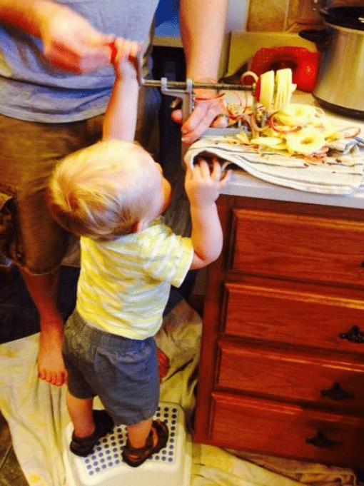 crockpot applesauce recipe
