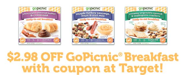 free gopicnic target