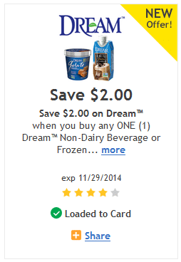 free kroger dream product
