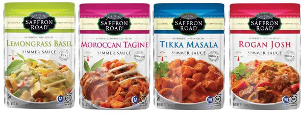 saffron road simmer sauce
