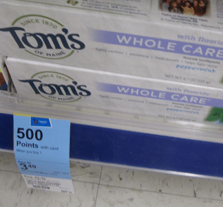 walgreens toms of maine