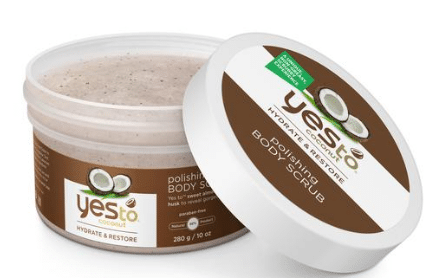 yes to coconut balm