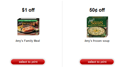 amys kitchen target coupons