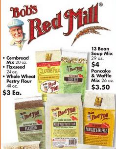 bobs red mill big lots