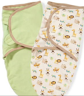organic swaddle summer infant