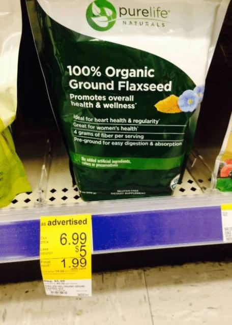 purelife flax seed