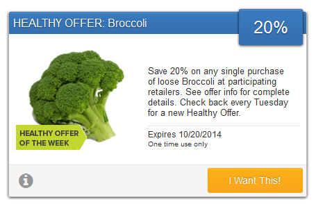 savingstar broccoli