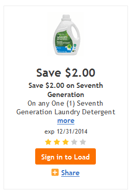 seventh generation kroger coupon