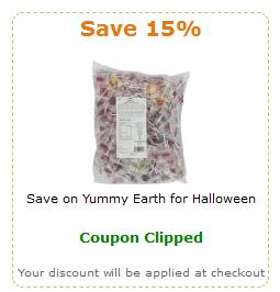 yummy earth organic candy amazon coupon