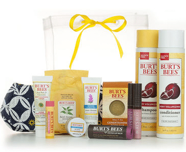 burts bees winter grab bag