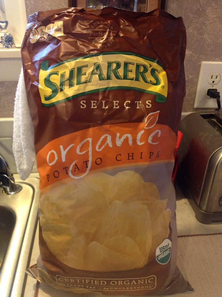 costco organic potato chips