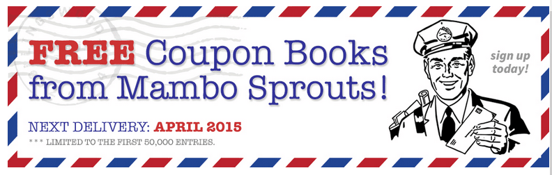 free mambo sprouts coupons