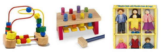 melissa and doug amazon deals lightning