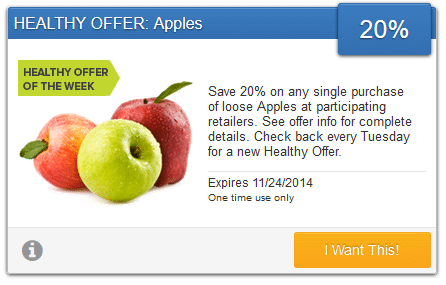 savingstar apples2