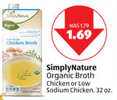 simplynature organic broth aldi