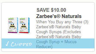 zarbees baby coupon
