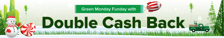 green monday ebates 2014