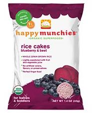 happy baby munchies