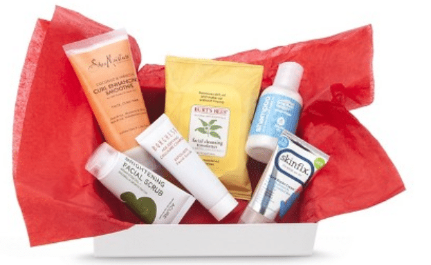 natural target beauty box