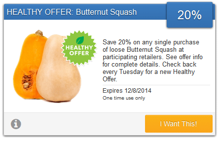 savingstar butternut squash