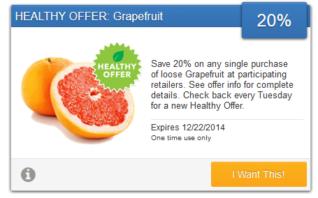 savingstar grapefruit