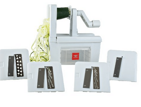 spiral veggie slicer amazon