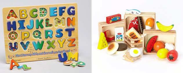 zulily melissa and doug