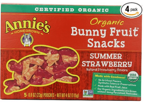 annies bunny snacks amazon